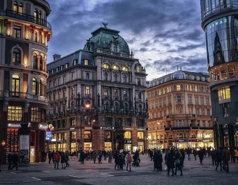 austria residence investment
